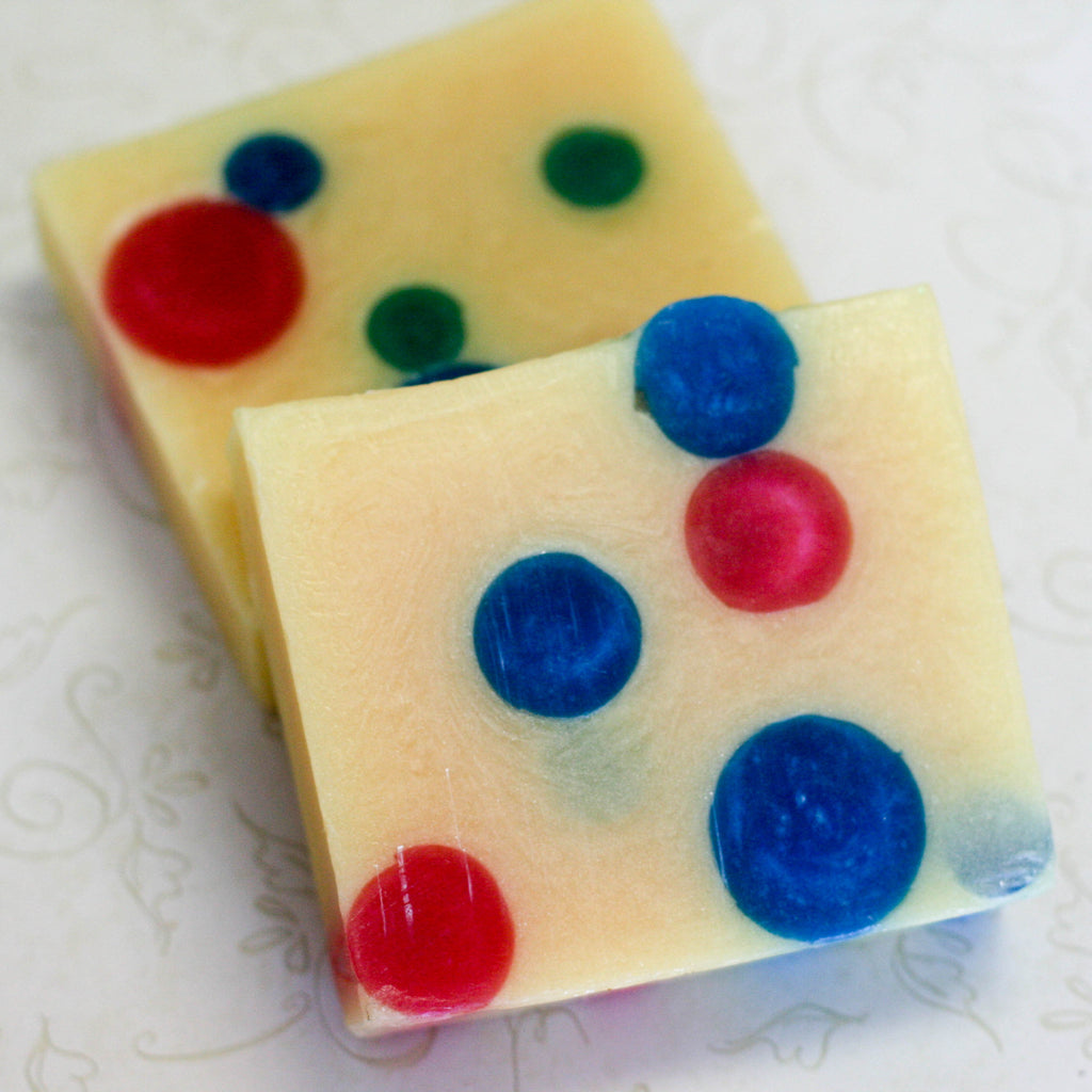 Soap Making: MP102 - Melt & Pour Embeds and Layers