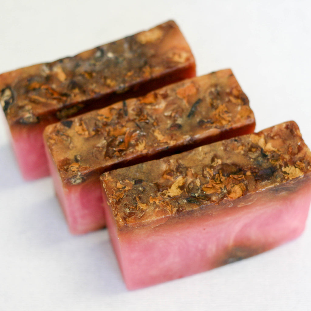 Rose Quartz Bar Soap