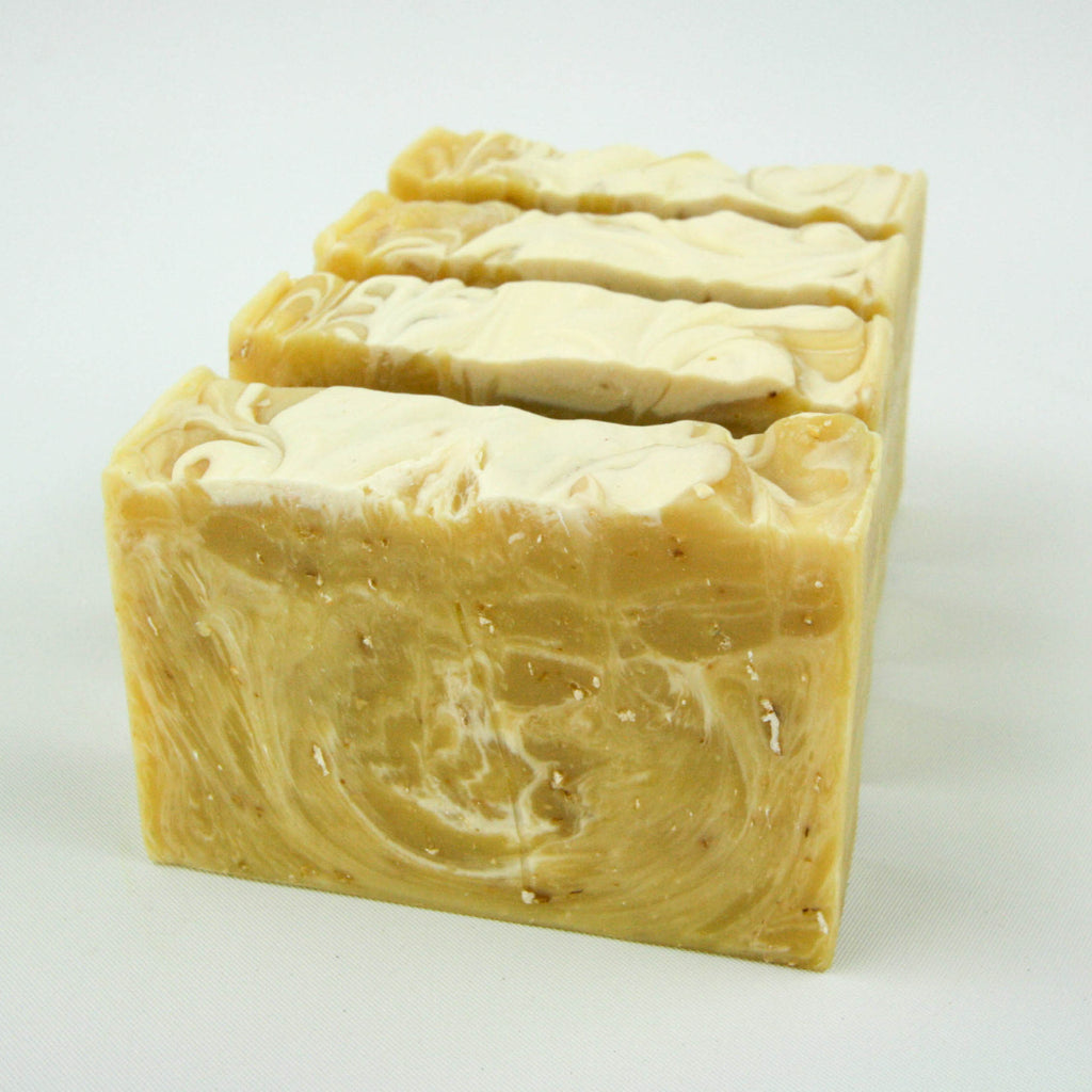 Soap Making: CP201 - Oatmeal, Milk, and Honey Cold Process Soap
