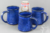 Electric Blue Glaze Ceramic Mug