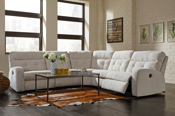 Palliser Reclining Sectional
