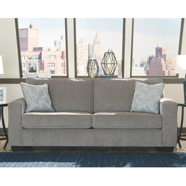Edmonton Furniture Store | Cream Fabric Sofa - 872