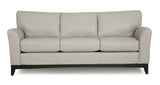 Palliser Custom Sofa with Wood Base and Sweet Heart Back - India