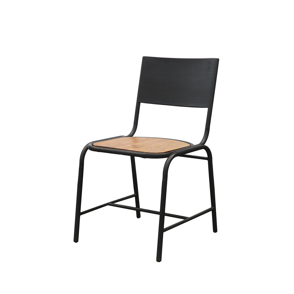 Square Dining Chair - Workshop