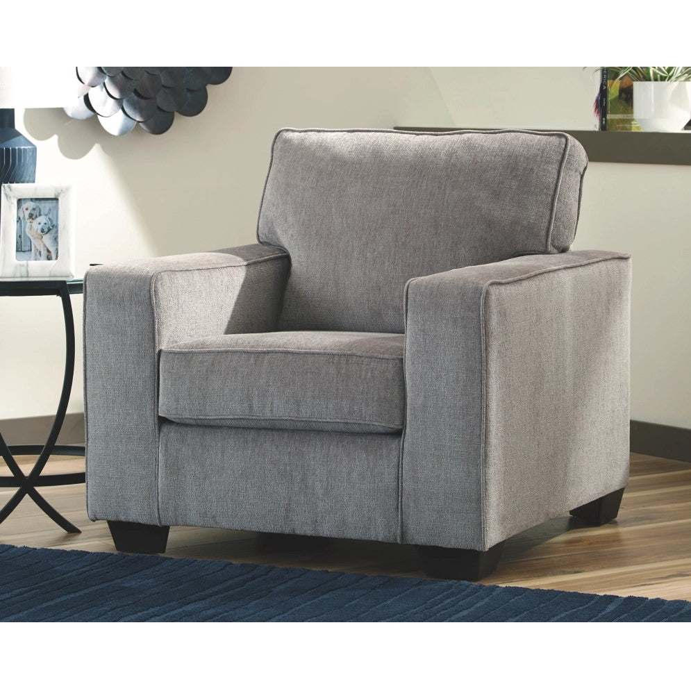 Edmonton Furniture Store | Cream Fabric Accent Chair - 872