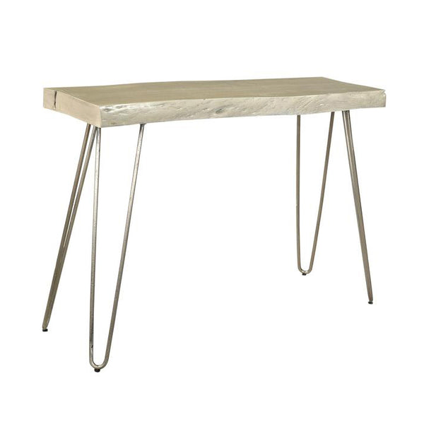 Grey Color Console Table - Nila