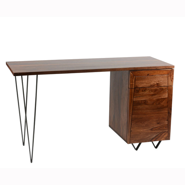 Matrix Desk - Sheesham Rosewood