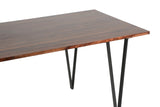 Matrix Dining Table - Sheesham Rosewood