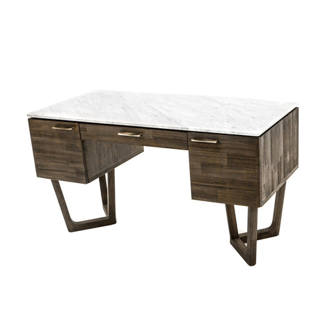 Marble Top Desk -  Aura