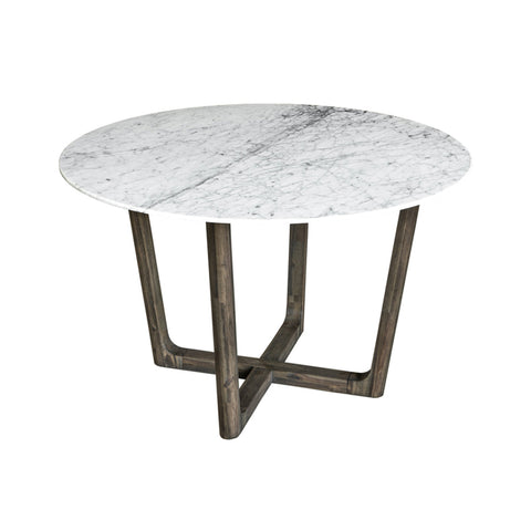 Round Marble Top Dining Table -  Aura
