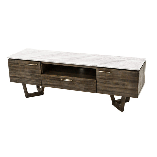 Marble Top Media Unit -  Aura