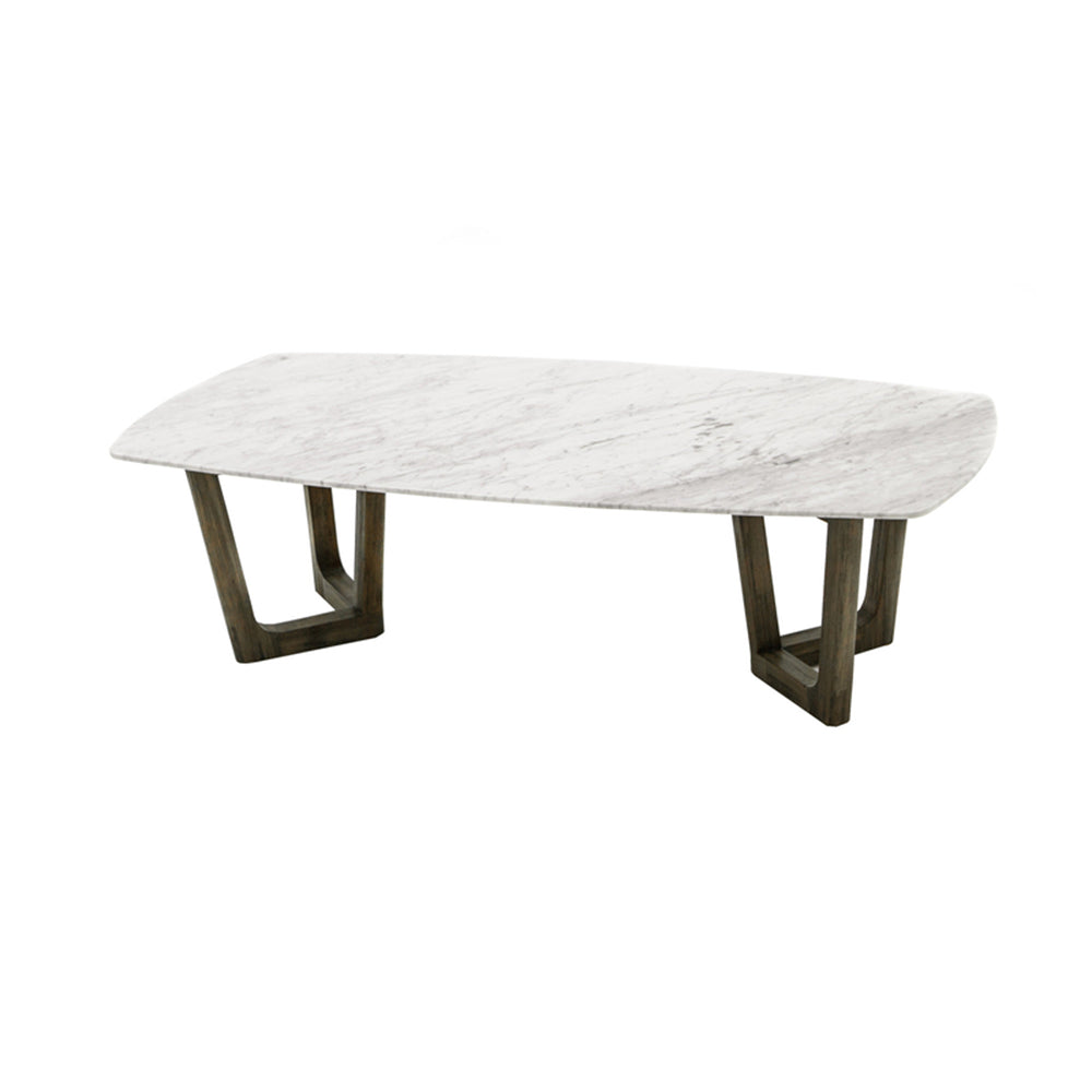 Marble Top Coffee Table-  Aura
