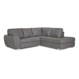 Palliser Custom Grey Sectional - Kelowna