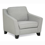 Palliser Custom Curve Track Arm Chair - Helena