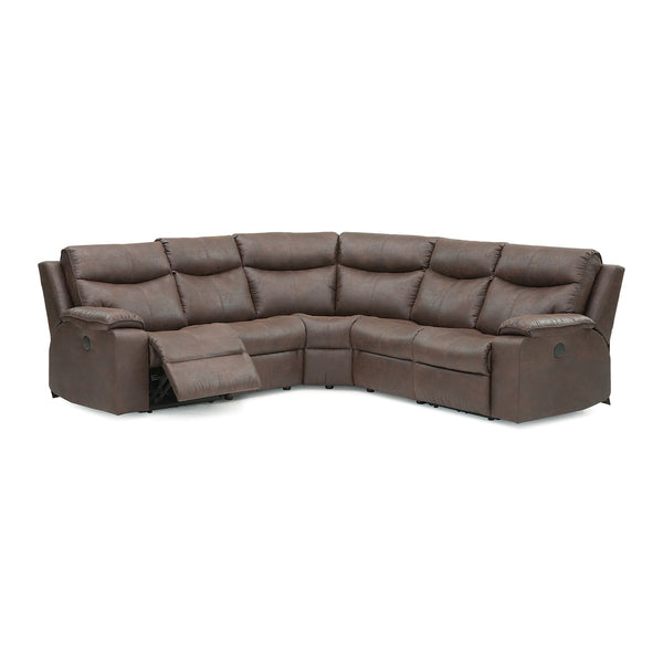 Palliser Custom Power Recliner Sectional - Providence