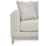 Palliser Custom Sofa with Wood Base - Matias
