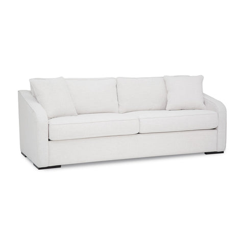 Palliser Custom Track Arm Deep Seat Apartment Sofa - Roman