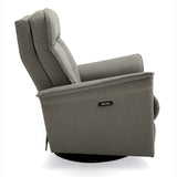 Palliser Custom Wallhungger Power Reclining Chair with Headrest - Stonegate II