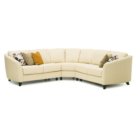 Palliser Custom Made Sectional - Alula