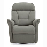 Palliser Custom Swivel Glider Power Reclining Chair with Headrest - Stonegate II