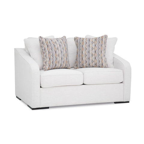 Palliser Custom Track Arm Deep Seat Loveseat - Roman