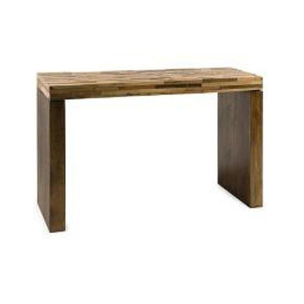 Reclaimed Pine Wood Console Table - Caledonia