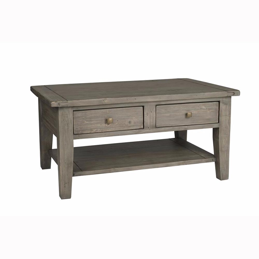 Irish Coast Coffee Table - Black Olive