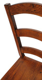 Irish Coast Ladder Back Chair - African Dusk