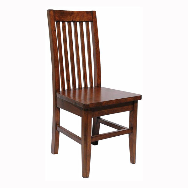Irish Coast Slat Back Chair - African Dusk