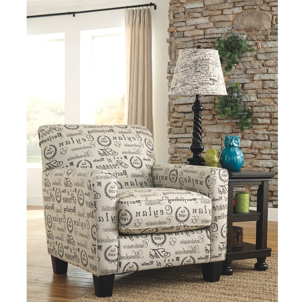 Edmonton Furniture Store | Stationary Accent Chair - 166
