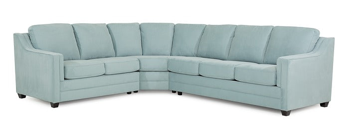 Palliser Custom Made Sectional - Corissa