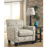 Edmonton Furniture Store | Slate Grey Rocker Recliner Chair - 166
