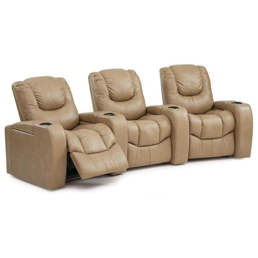 Palliser Custom Manual Home Theatre Seating - Equalizer