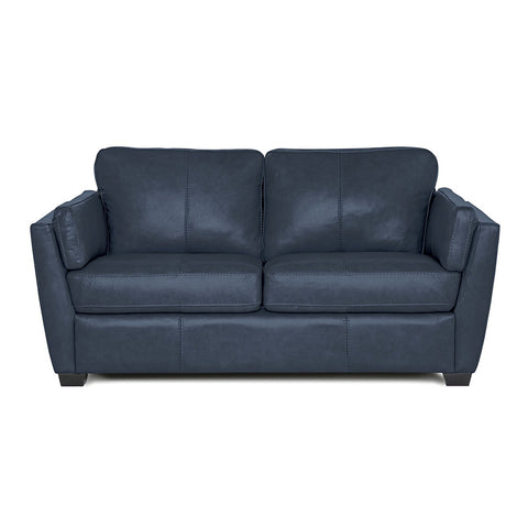 Palliser Leather Match Loveseat - Burnam