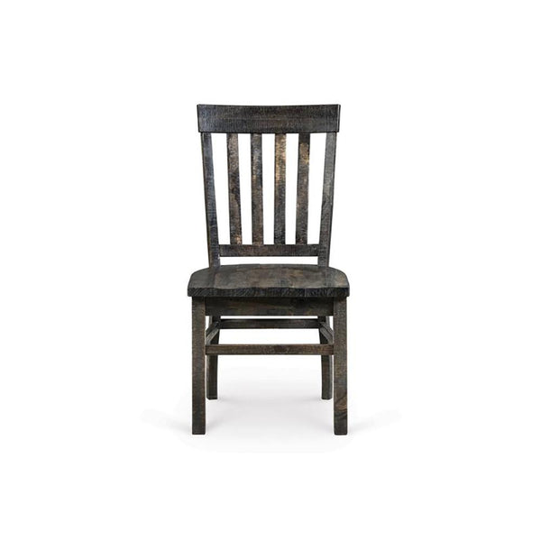 Pine Solids Wood Dining Chair - Bellamy D2491