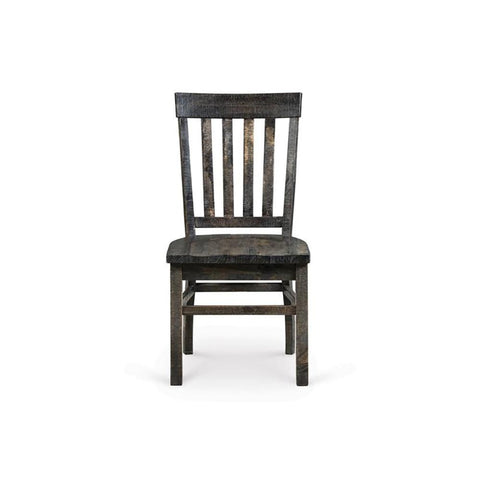 Pine Solids Wood Dining Chair - Bellamy