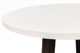 Round Concrete Dining Table - Manchester