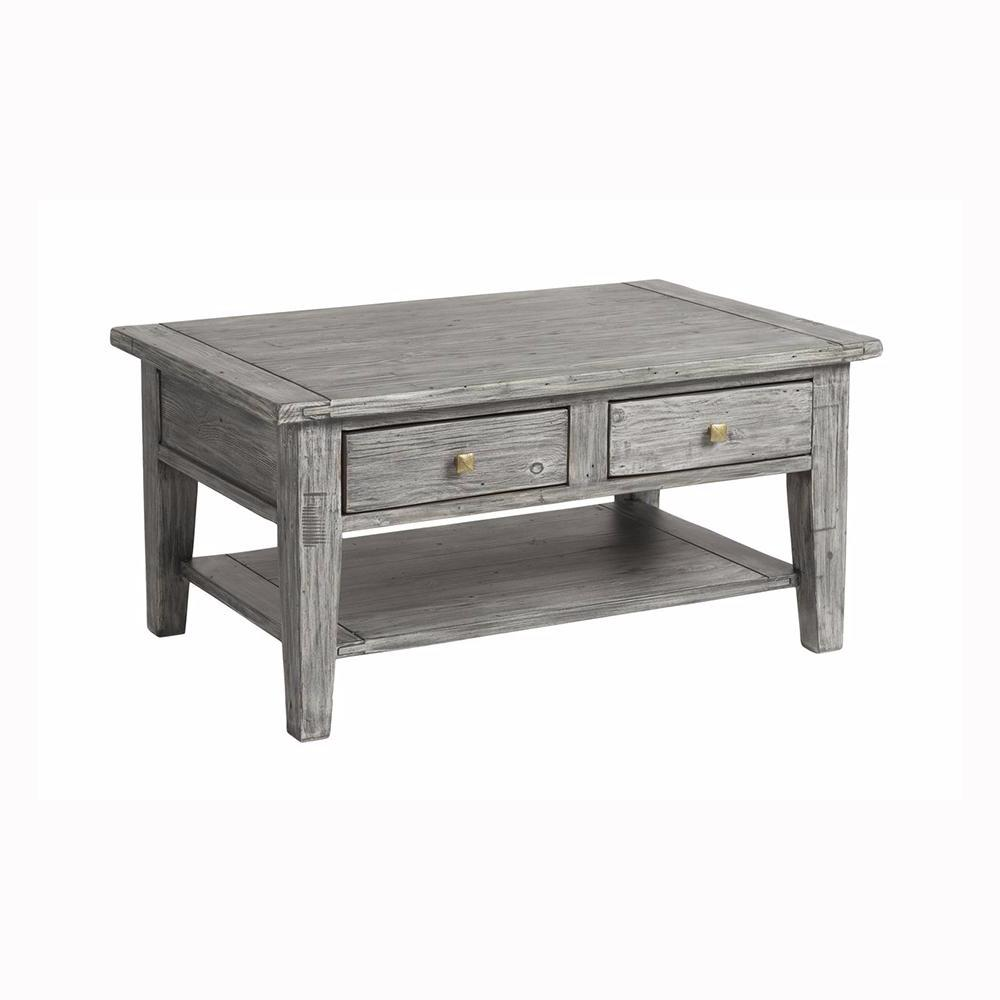 Irish Coast Coffee Table - Charcoal Ash