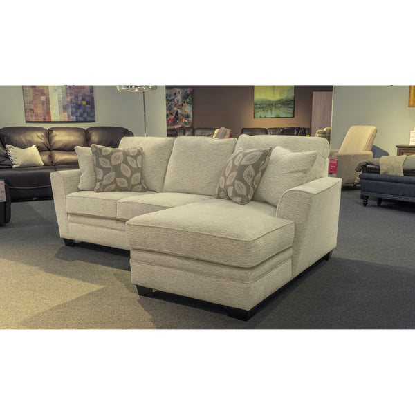 Edmonton Furniture Store | Made in Canada Transitional Custom Sectional - 1811
