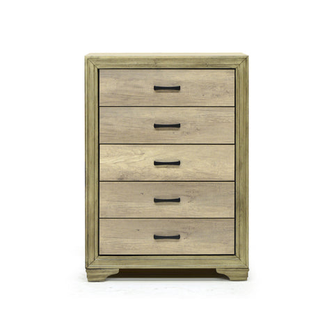 Rustic Contemporary Looking Chest - 1955
