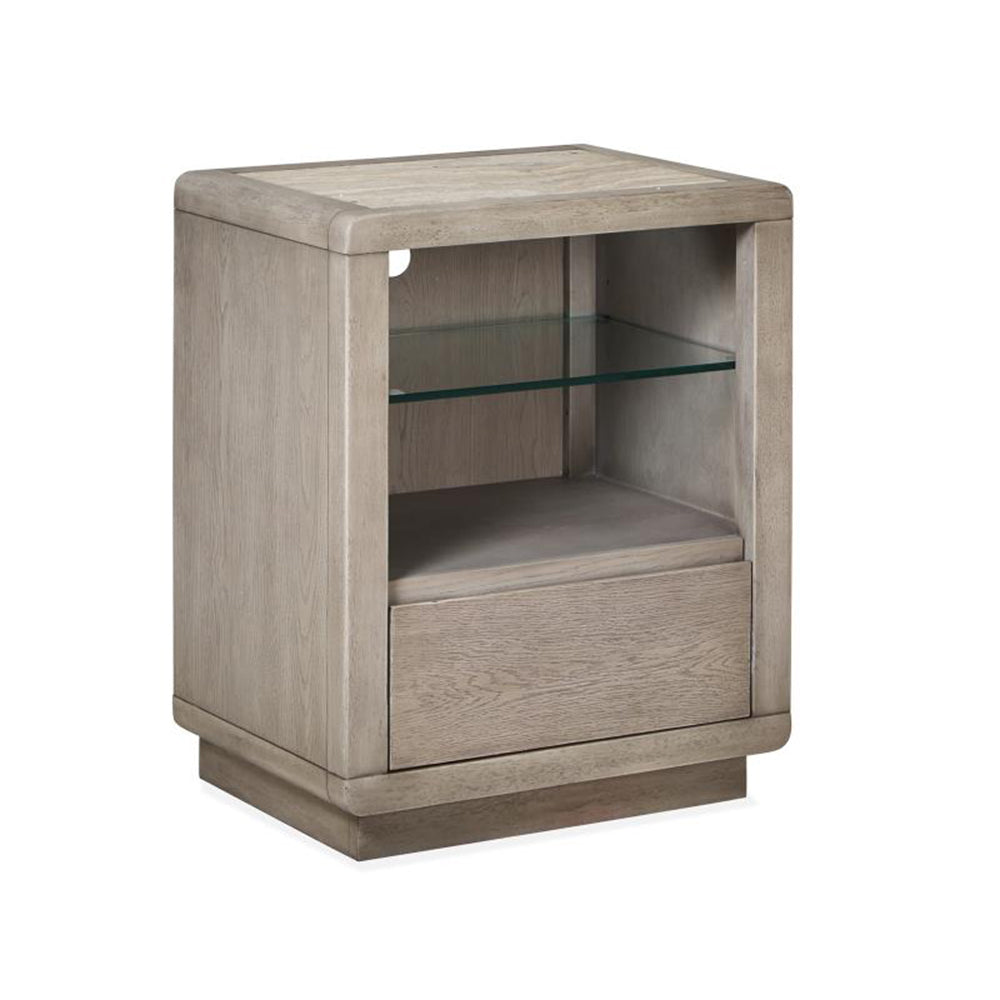 Pacifica Open Nightstand - B4771-05