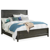 Proximity Heights Complete King Panel Bed - B4450-63