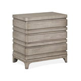 Pacifica 3 Drawer Nightstand - B4771-01