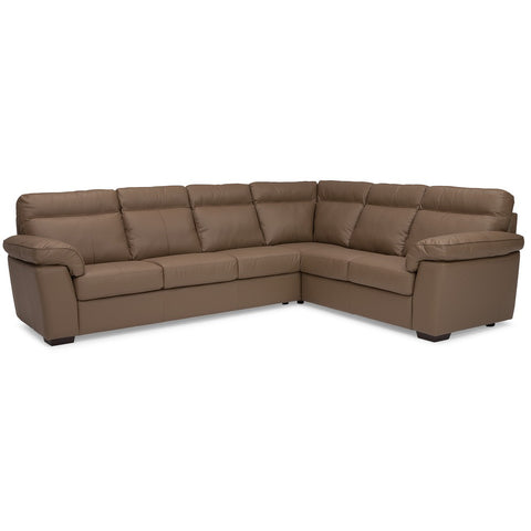 Palliser Custom Sectional Sofa- Kingston