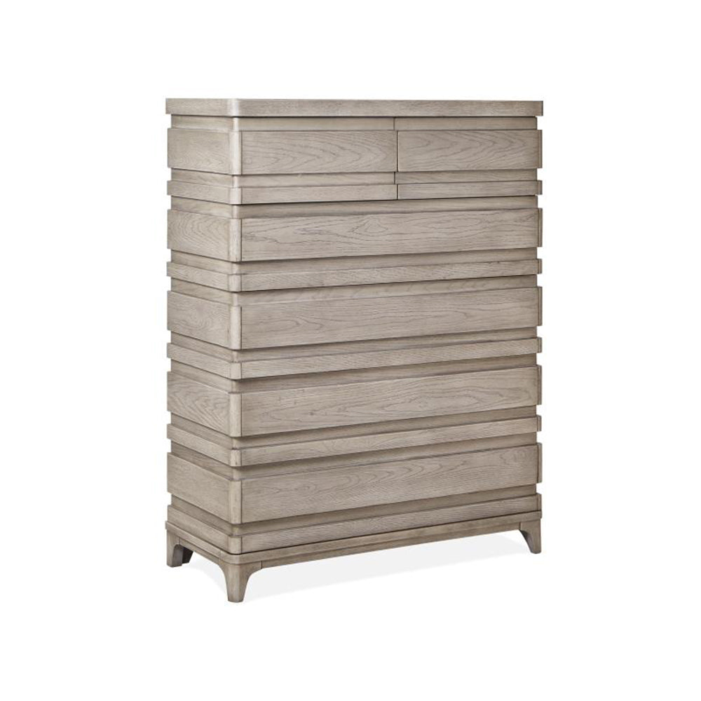 Pacifica 6 drawers Chest - B4771-10