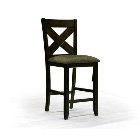 Cross Back Pub Stool - Harrison