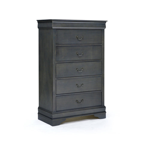 Grey Color Chest - 2147