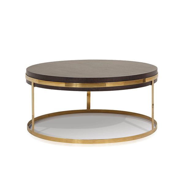 Round Wood Coffee Table - SO1450