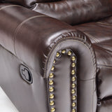 Brown Color Recliner Chair - 9596