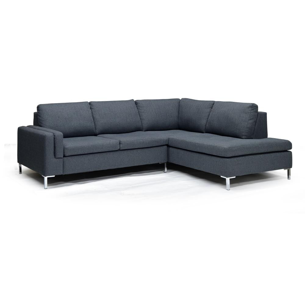 Fabric Sectional - Wynona